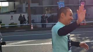 にしても岡山マラソン凄い人だった 「平成30年7月豪雨」により被災された...