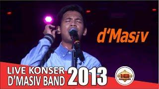 Live Konser D'Masiv - Di Antara Kalian @Cibinong, 30 November 2013