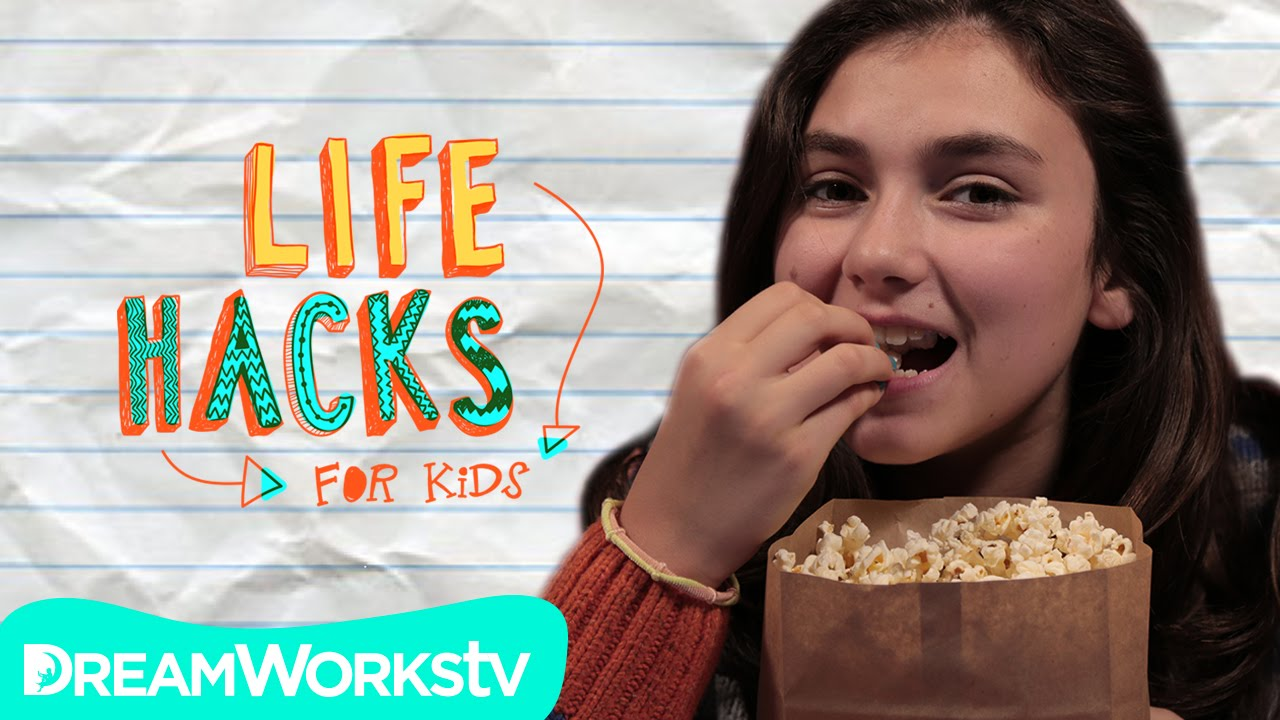 Clever Bag Hacks I LIFE HACKS FOR KIDS