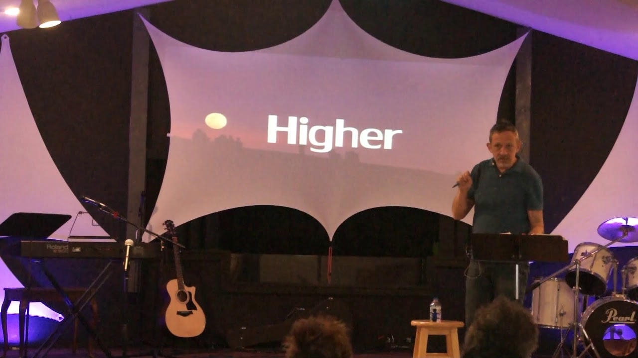 Go Higher Part 3 By: Pastor Gary Flow