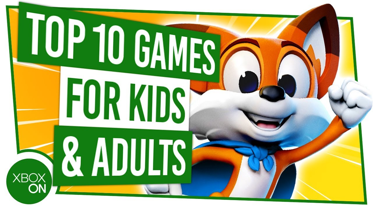 10 Best Games On Xbox Game Pass For Adults Kids Youtube