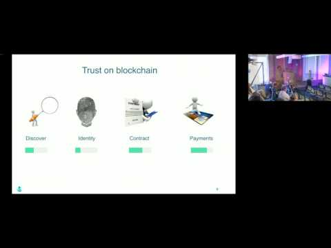 TTC16: Akbar Thobhani - Does the Bitcoin Blockchain Pave The Way For The Next AirBnB?