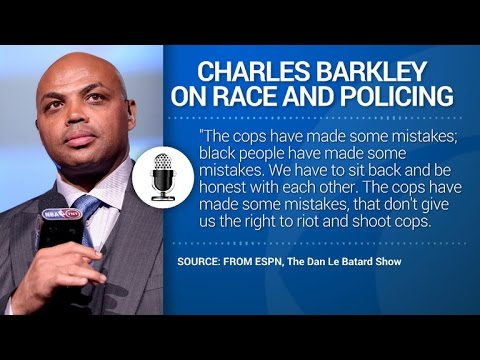 Charles Barkley: Black people need to do better