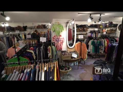 Brick Lane Vintage Clothing Store in London UK for Clothes and Accessories