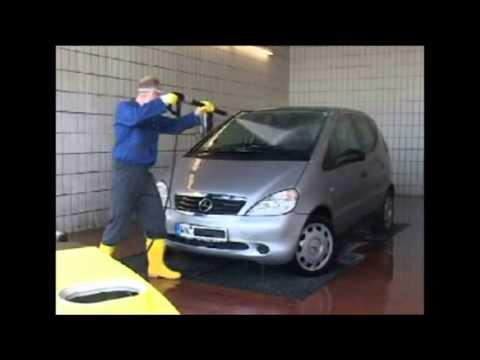 Karcher - Lavadoras de Alta Pressão - Lavar Veículos - Cera e Secagem Rápida