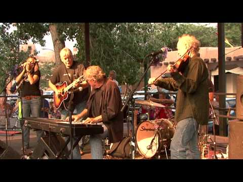 Santa Fe Bandstand    August 13 2012   Terry Allen