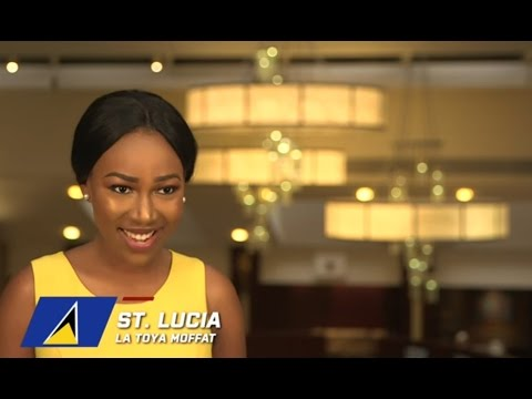 St Lucia, La Toya Moffat - Contestant Profile: Miss World 2016