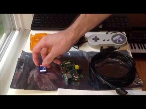 Raspberry Pi to Retro Game Console for Under $70 with RetroPie!