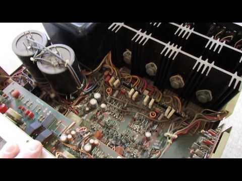 vintage JVC JA-S71 Integrated Power Amplifier #1~Rising Phoenix Antiques