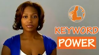 Beauty Salon Marketing Tips:  Keyword Power