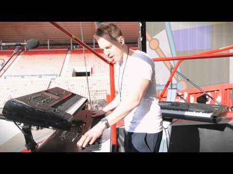 Korg All Access: Jon Shone, Musical Director for One Direction Talks about Kronos