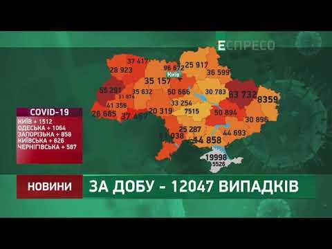 Коронавирус в Украине: статистика за 17 декабря