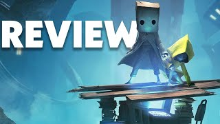 Little Nightmares II Review - Perfectly Grotesque (Video Game Video Review)