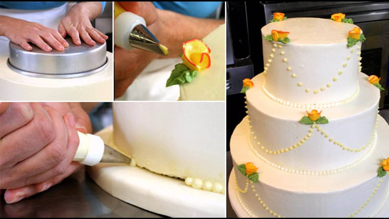 how to decorate a wedding cake using fondant easy diy wedding cake decorating ideas 15662