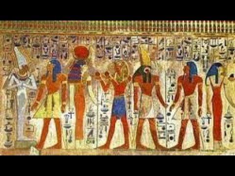 Egyptian World Views