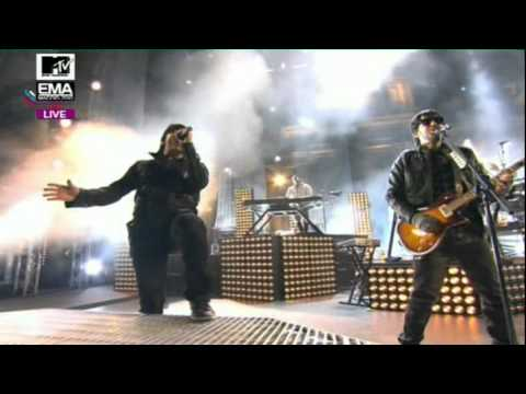 Linkin Park - Waiting For The End [ EMA 2010 ] | [HQ]
