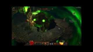 Gameplay n°2 Diablo III - Belial, Le Seigneur du Mensonge (Barbare/Cauchemar) HD