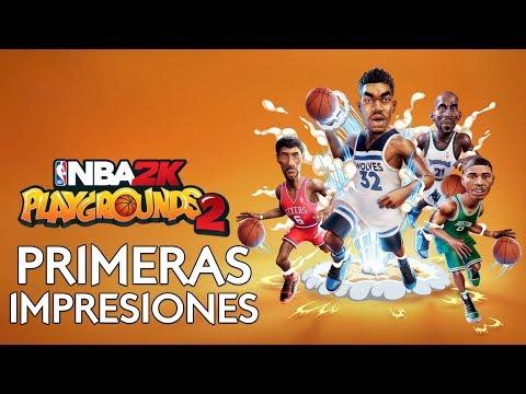 NBA 2K Playgrounds 2   Primeras impresiones
