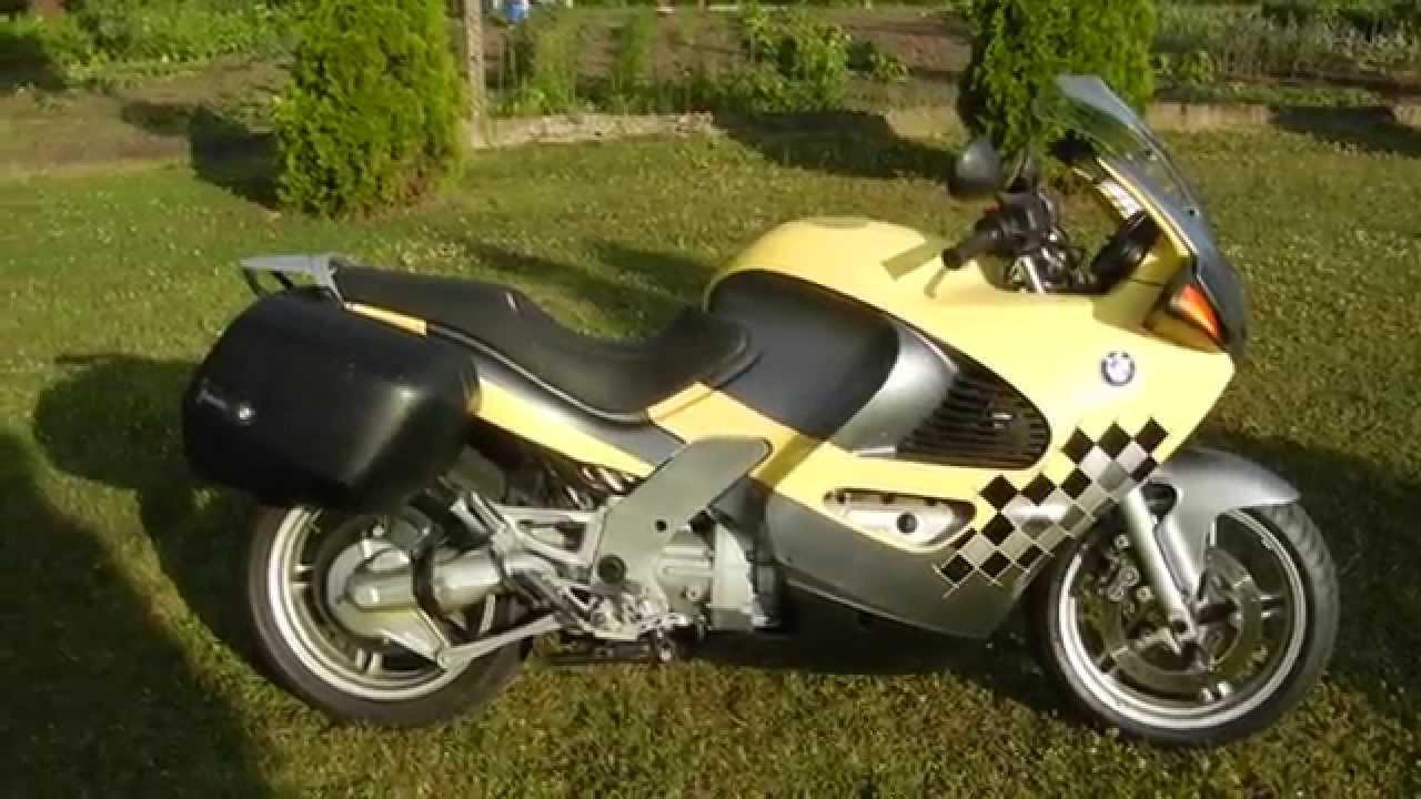 BMW K1200RS 1997  YouTube