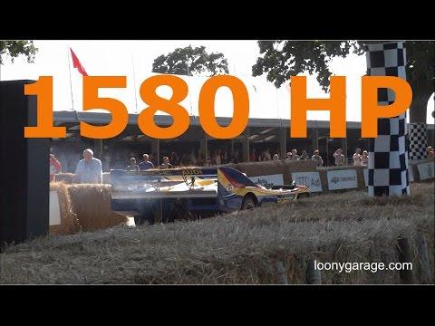 Porsche 917/30 Can Am Brutal Sound