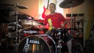 Psycho Killer - Talking Heads (DRUMCOVER)