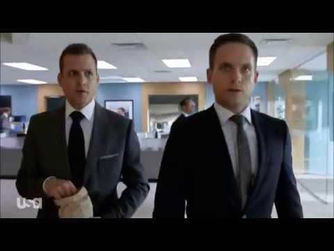 Suits - Harvey / Mike - Peanuts