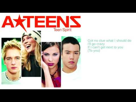 A*Teens: 01. Upside Down (Bouncing Off The Ceiling) (Lyrics)