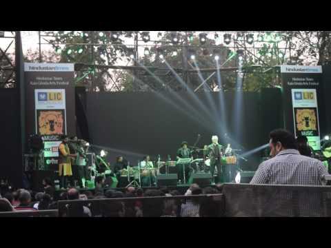 Javed Ali performing live at Kala Ghoda Art Festival 12th Feb 2017