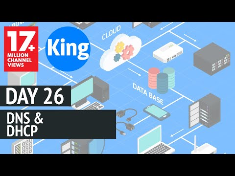 200-125 CCNA v3.0 | Day 26: DNS & DHCP | Free Cisco Video Training 2016 | NetworKing