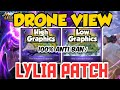 Download Video UPDATE! Drone View Lylia Patch Mobile Legends   Works in Low and High Graphics MP4,  Mp3,  Flv, 3GP & WebM gratis