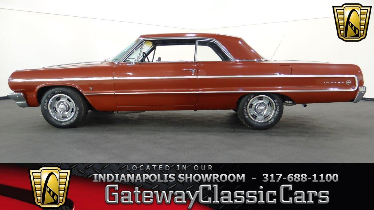 1964 Chevrolet Impala - Gateway Classic Cars Indianapolis - #450NDY ...