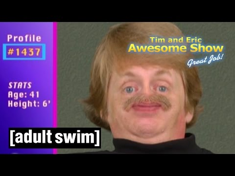 Video Match (Complete) | Tim and Eric Awesome Show, Great Job! | Adult Swim