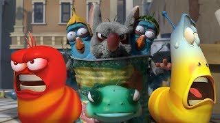 LARVA - THE RODENTS ATTACK | Cartoon Movie | Cartoons For Children | Larva Cartoon | LARVA Official