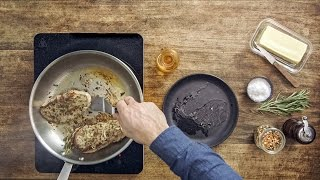 How-to: Cooking the perfect steak | Rare, medium or well done? | FOOBY