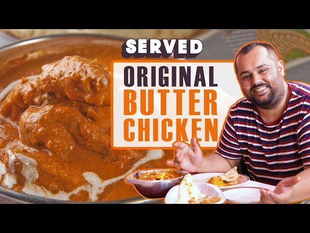 Story of Indias First Butter Chicken | Exploring Moti Mahal | Served  #01