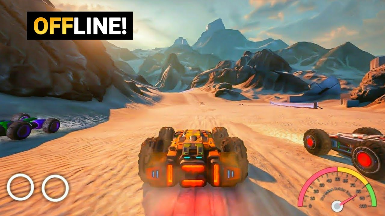 Top 10 High Graphic Racing Games For Android Ios 2019