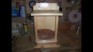 Inspired Bird Feeder Build