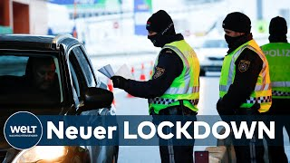 Corona-pandemie: Österreich startet in den dritten lockdown