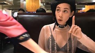 水原希子、流ちょうな英語でレストラン店員にオーダー 英会話スクール『NOVA』新CM「オーダー」篇&「打ち合わせ後」篇&「自主練習」篇