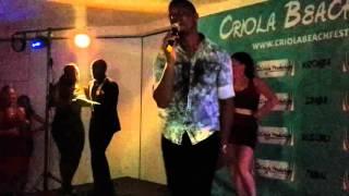 KONDE - Negra (live at CRIOLA BEACH FESTIVAL 2015)