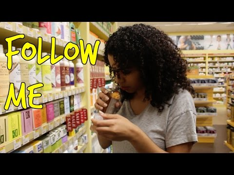 Follow Me To Vitamin Shoppe   Natural Curly Hair