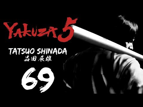 Let's Play Yakuza 5 - Episode 69