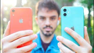 IPhone 11 vs iPhone XR, ¿MERECE la PENA el CAMBIO?