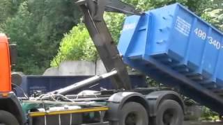 Вывоз мусора контейнером. Звоните 8 (812) 332 54 69(http://zamusorom.ru/vyivoz-musora-kontejnerom.htm Вывоз мусора контейнером, оперативно и в сроки! Приедем по любому адресу в СПБ..., 2014-04-10T17:55:01.000Z)