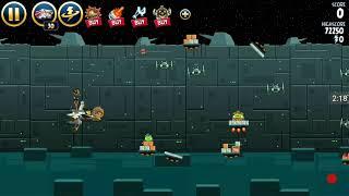 Angry Birds Star Wars Darth Vader Boss Death Star