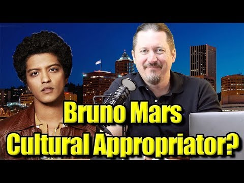 Is Bruno Mars A Cultural Appropriator? Response To The Grapevine.