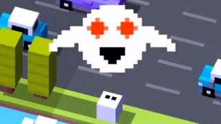 Crossy Road: Unlock Secret Ghost (Forget-Me-Not)