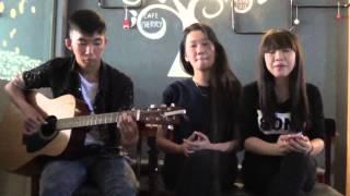 My Everything-Tiên Tiên cover by Xuân An, Nu nu, guitarist: Tri Tâm tại coffee take away