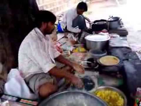 Incredible India: Aloo Paratha Travel Video