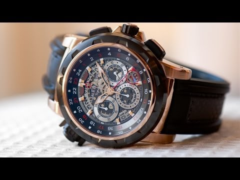 Carl F. Bucherer: Sascha Moeri Discusses the Brand's History and New Timepieces